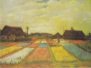 Van Gogh: Tulip Fields