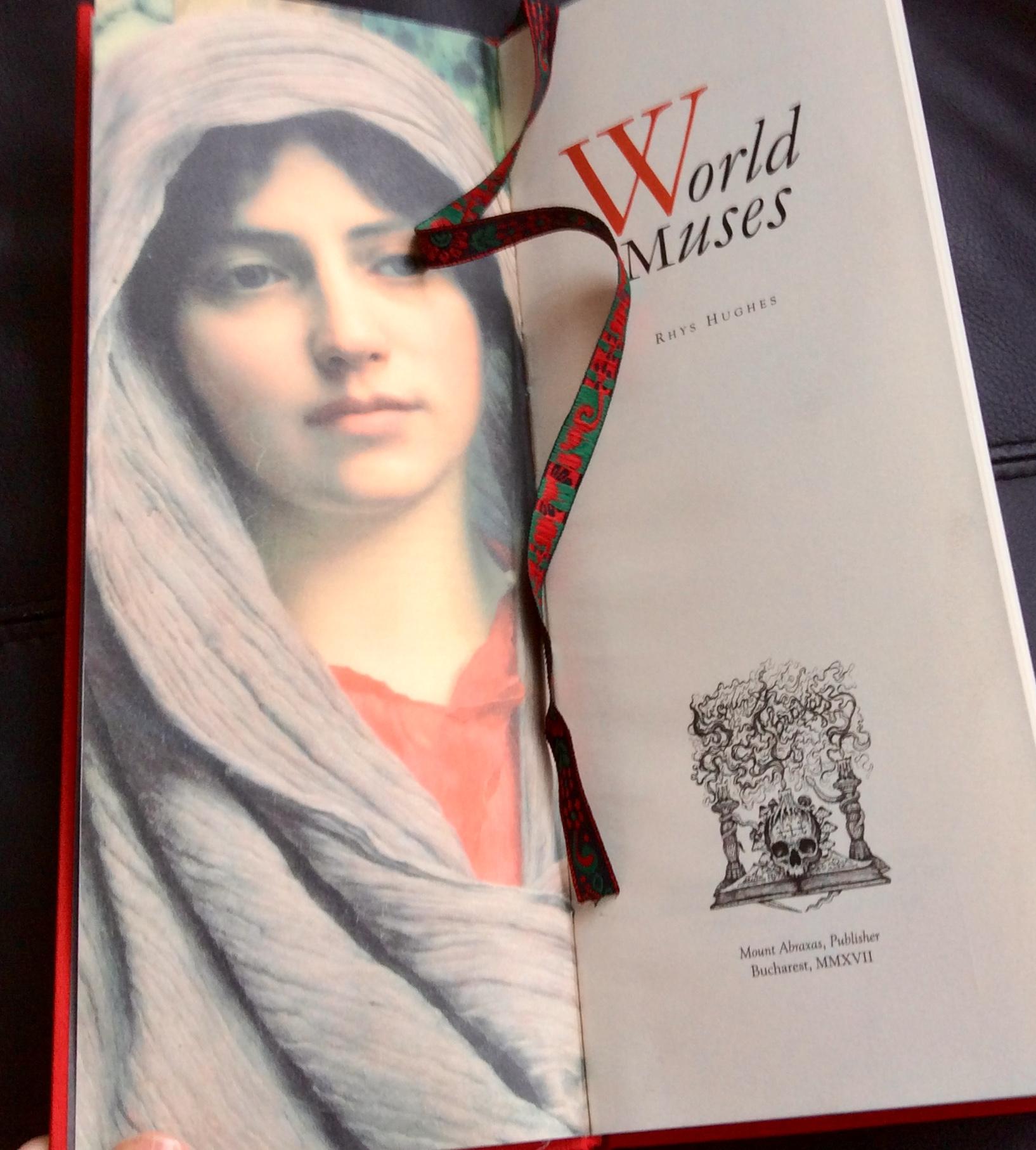 World Muses – Rhys Hughes