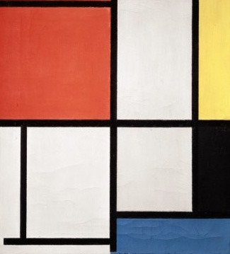 Piet Mondrian 1921